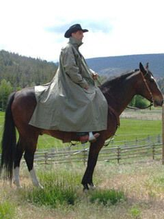 Western Riding Coats